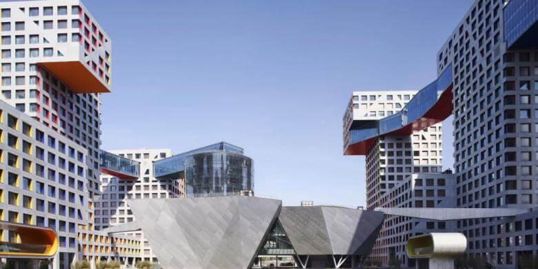 Pecahkan Masalah Kesemrawutan Kota dengan Arsitektur!